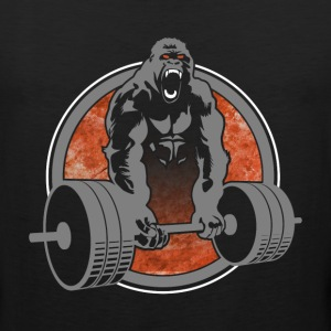 Gorilla Beast - COLOR - Men's Premium Tank