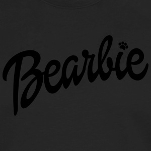 Men's Bearbie T-Shirt - Men's Premium Long Sleeve T-Shirt