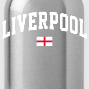 liverpool_england T-Shirts - Water Bottle