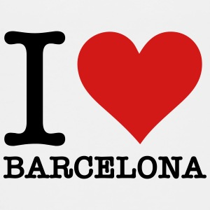 Ilovebarcelona (2c)++2014 Kids' Shirts - Toddler Premium T-Shirt