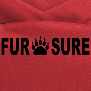 FUR SURE T-Shirts - Computer Backpack