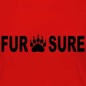 FUR SURE T-Shirts - Women's Premium Long Sleeve T-Shirt