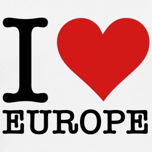 Iloveeurope (2c)++2014 Hoodies - Men's Premium T-Shirt