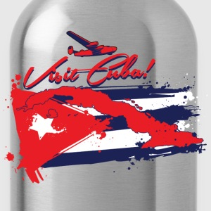 Cuban Airlines T-Shirts - Water Bottle