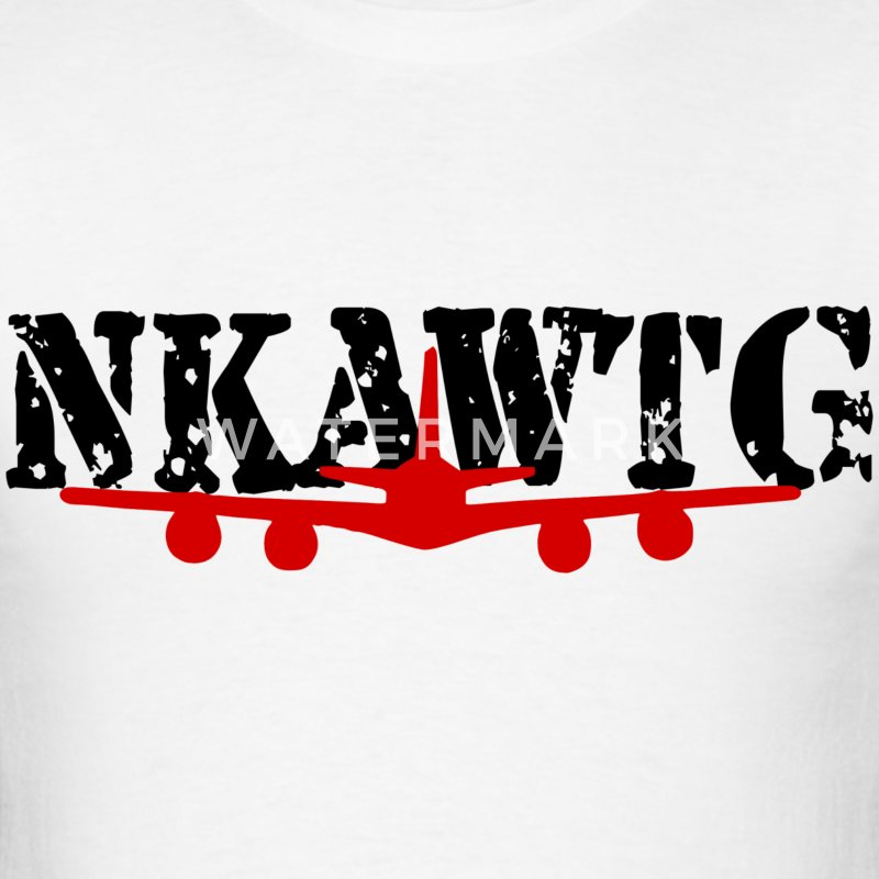 NKAWTG kc135 T-Shirts - Men's T-Shirt