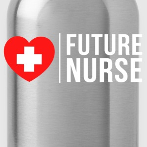 future_nurse Baby & Toddler Shirts - Water Bottle