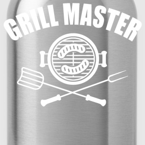 grill_master T-Shirts - Water Bottle
