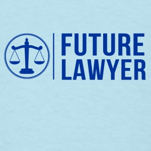 future_lawyer Baby & Toddler Shirts - Men's T-Shirt