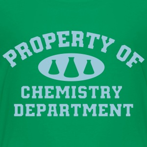 Property Of Chemistry Department - Toddler Premium T-Shirt