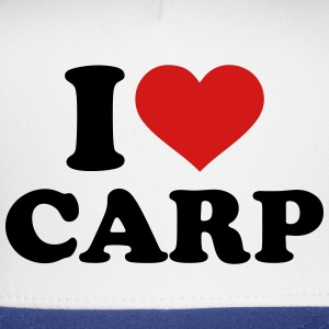 I love Carp T-Shirts - Trucker Cap