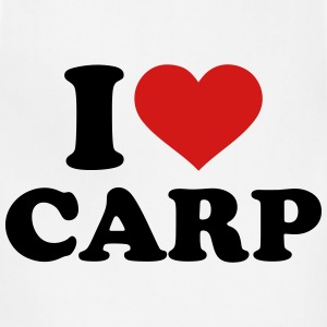I love Carp T-Shirts - Adjustable Apron