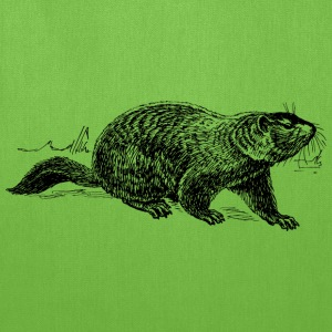 Ground hog - Tote Bag