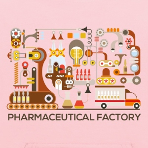 pharmaceutical-factory T-Shirts - Kids' Hoodie