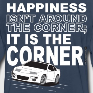 Corner of Happiness - Light - Men's Premium Long Sleeve T-Shirt