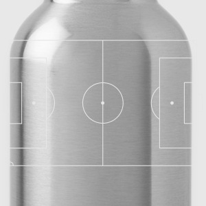 Football Pitch - Water Bottle