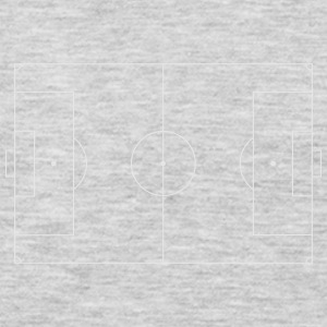 Football Pitch - Men's Premium Long Sleeve T-Shirt