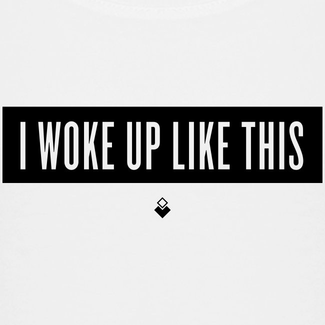 I Woke Up Like This - Baby Short-Sleeve One Piece