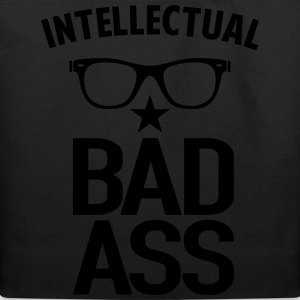 Intellectual Bad Ass Nerd - Eco-Friendly Cotton Tote