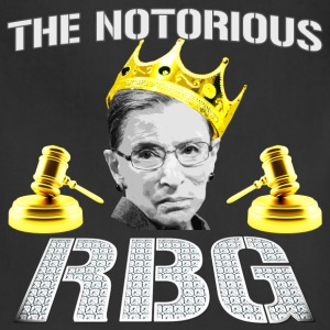 Funny - The Notorious RBG - Adjustable Apron
