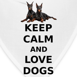 LOVE DOGS Phone & Tablet Cases - Bandana