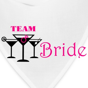 team bride cocktails with ring Tanks - Bandana