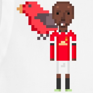 Bird pooping on Ashley Young - Adjustable Apron