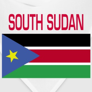 South Sudanse Flag Bottles & Mugs - Bandana