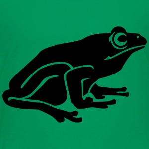 Frog Kids' Shirts - Toddler Premium T-Shirt