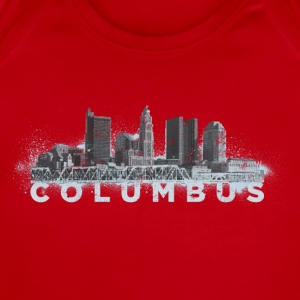 Columbus Kids' Shirts - Short Sleeve Baby Bodysuit
