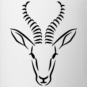 Springbok T-Shirts - Coffee/Tea Mug