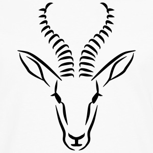 Springbok T-Shirts - Men's Premium Long Sleeve T-Shirt