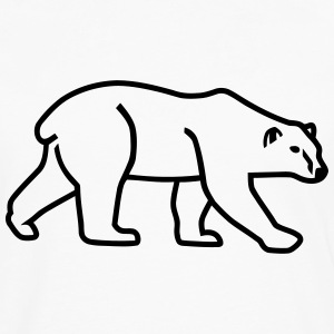 Polar bear T-Shirts - Men's Premium Long Sleeve T-Shirt