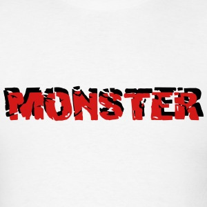 Monster Hoodies - Men's T-Shirt