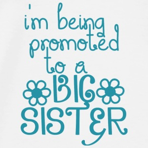 Promoted To A Big Sister - Men's Premium T-Shirt