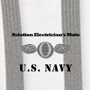 US Navy Aviation Electrician's Mate Coffee Mug Cup - Contrast Hoodie