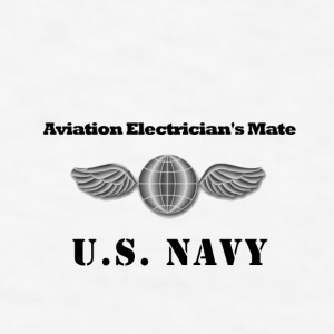 US Navy Aviation Electrician's Mate Coffee Mug Cup - Men's T-Shirt