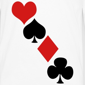 Deck of cards Tanks - Men's Premium Long Sleeve T-Shirt