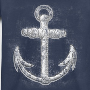 Vintage Nautical Anchor Kids' Shirts - Toddler Premium T-Shirt