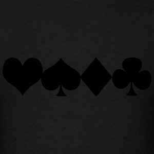 Deck of cards Sweatshirts - Men's T-Shirt