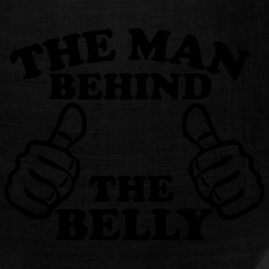 The Man Behind The Belly T-Shirts - Bandana