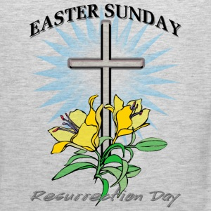 Easter Sunday Long Sleeve Shirts - Men's Premium Tank