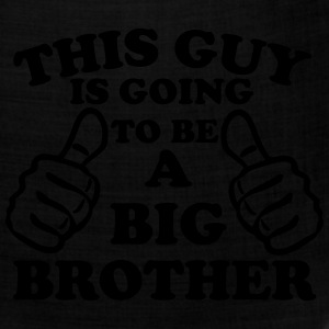 This Guy Is Going To Be A Big Brother T-Shirts - Bandana