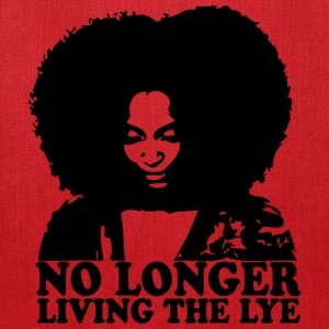 No Longer Living the Lye Tanks - Tote Bag