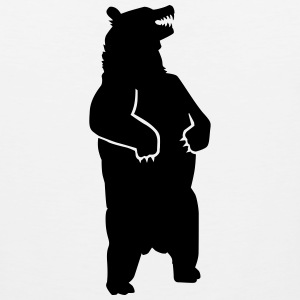 Bear T-Shirts - Men's Premium Tank