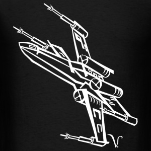 X-Wing Fighter [Artist Rendering 2] Women's Premiu - Men's T-Shirt