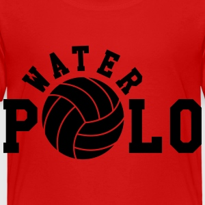 Water Polo Kids' Shirts - Toddler Premium T-Shirt