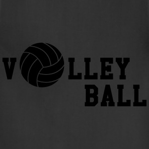Volleyball Hoodies - Adjustable Apron