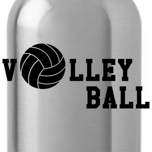 Volleyball Long Sleeve Shirts - Water Bottle