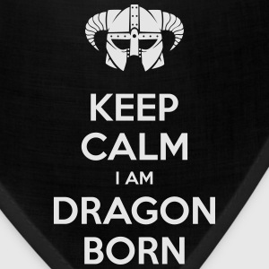 Keep Calm I am Dragonborn T-Shirts - Bandana