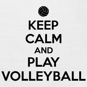 Keep calm and play volleyball Polo Shirts - Bandana